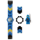 LEGO Ninjago Jay with Minifigure Watch (5000142)