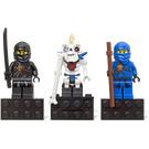 LEGO Ninjago Magnet Set (853102)