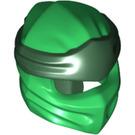 LEGO Ninjago Mask with Dark Green Wrap (40925)