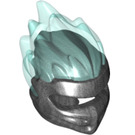 LEGO Ninjago Mask with Transparent Blue Flame (41163)