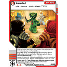 LEGO Ninjago Master of Spinjitzu, Assist, Deck #2, Card #45 (4643687)