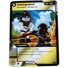 LEGO Ninjago Masters of Spinjitzu Deck 1 Game Card 73 - Safeguard (North American Version) (93844)