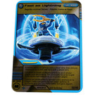 LEGO Ninjago Masters of Spinjitzu Deck 2 Game Card 53 - Fast as Lightning (International Version) (4643438)