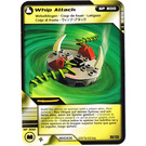 LEGO Ninjago Masters of Spinjitzu Deck 2, Game Card 88, Whip Attack (International Version) (4643436)