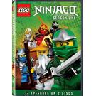 LEGO Ninjago: Masters of Spinjitzu DVD (NINJAGODVD)