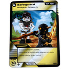 LEGO Ninjago Masters of Spinjitzu Game Card, No. 73, Safeguard (93844)