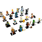 LEGO Ninjago Series Minifigure - Random Bag Set 71019-0