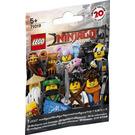 LEGO Ninjago Series Minifigure - Random Bag Set 71019-0 Packaging