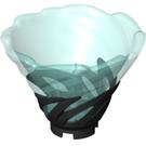 LEGO Ninjago Spiral with Transparent Light Blue Top (50663)