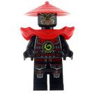 LEGO Ninjago Swordsman with Yellow Face Markings Minifigure