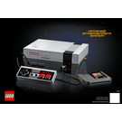 LEGO Nintendo Entertainment System Set 71374 Instructions