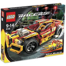 LEGO Nitro Muscle Set 8146 Packaging