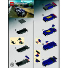 LEGO Nitro Muscle Set 8194 Instructions