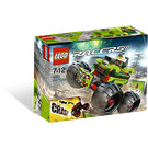 LEGO Nitro Predator Set 9095 Packaging
