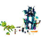 LEGO Noctura's Tower & the Earth Fox Rescue  Set 41194