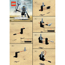 LEGO Nokama Set 1419 Instructions