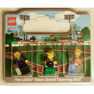 LEGO Northshore Mall Exclusive Minifigure Pack Set PEABODY