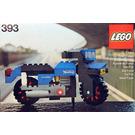 LEGO Norton Motorcycle Set 393-1