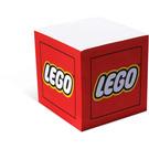 LEGO Note Pad - Classic Logo Block 1 (852454)