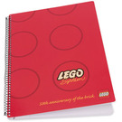 LEGO Notebook - 50th Anniversary of the Brick (852395)