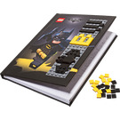 LEGO Notebook - Batman with Stud Cover (853649)