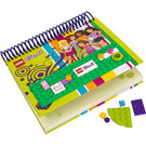 LEGO Notebook - Friends with Elements (850595)