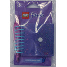 LEGO Notebook with Pen - Friends (853389)