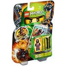 LEGO NRG Cole Set 9572 Packaging