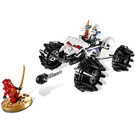 LEGO Nuckal's ATV Set 2518