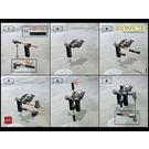 LEGO Nuhvok Va Set 1432 Instructions