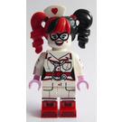 LEGO Nurse Harley Quinn Minifigure