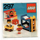 LEGO Nursery Set 297 Instructions