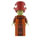 LEGO Nute Gunray in Orange Robes Minifigure