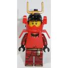 LEGO Nya as Samurai X Minifigure