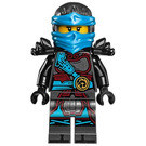 LEGO Nya - Hands of Time Minifigure