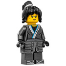LEGO Nya with Cloth Armor Skirt Minifigure
