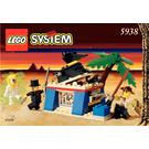 LEGO Oasis Ambush Set 5938 Instructions