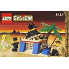 LEGO Oasis Ambush Set with German Audio Tape 5938-2