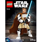 LEGO Obi-Wan Kenobi Set 75109 Instructions
