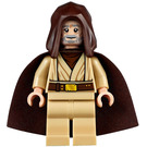 LEGO Obi-Wan Kenobi with Gray Beard Minifigure
