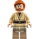 LEGO Obi Wan Kenobi with Headset Minifigure