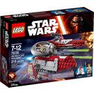 LEGO Obi-Wan's Jedi Interceptor Set 75135 Packaging