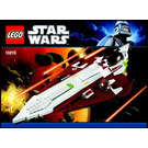 LEGO Obi-Wan's Jedi Starfighter Set 10215 Instructions