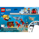 LEGO Ocean Exploration Base Set 60265 Instructions
