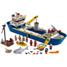 LEGO Ocean Exploration Ship Set 60266