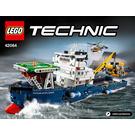 LEGO Ocean Explorer Set 42064 Instructions