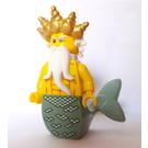 LEGO Ocean King Minifigure
