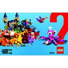 LEGO Ocean's Bottom Set 10404 Instructions
