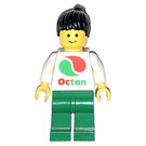 LEGO Octan Female Attendant with Ponytail Minifigure