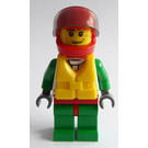 LEGO Octan Racing Crew Minifigure